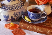 Tea time! / There is always time for tea. / by Nancy Blanton