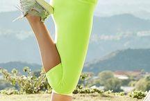 Fitness/Yoga clothing. / Yoga & fitness clothing.