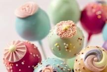 Cake Pop and Cupcake ideas