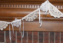Ideas - Handkerchiefs, Vintage / Lovely things from vintage and antique hankies! / by Katherine Gorshow