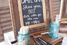 Wedding ideas and stuff