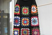 crochet wearables