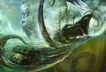 Pirates of The Caribbean Sea