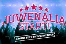 JUWENALIA START / Disiro