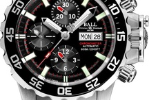 BALL Watch Company /  Since 1891, accuracy under adverse conditions...