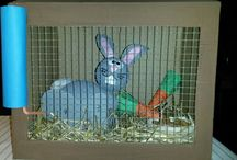 Sint surprise konijn