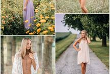 Senior Sessions / Inspiration for senior sessions. What to wear, where to shoot, how to pose and what to incorporate...