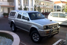 Bullet / My 2001 2.8TDI Mitsubishi