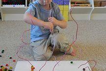 pedagogiskt barnmaterial