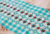 Embroidery  / by Elba Maria Lopez Perez