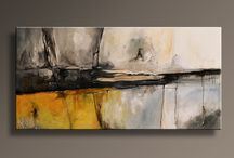 abstract acryl