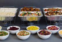 Mezeh Catering / Having a party? Business Luncheon? No problem! Let Mezeh cater your next event!