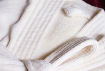 Batas y pantuflas / El complemento ideal para hoteles y spas