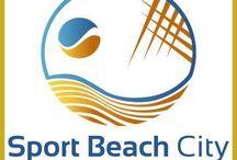 Sport Beach City / Beach Volley, Beach Tennis e Foot Volley sono tre sport in grado di unire il divertimento e la prestazione sportiva, non solo durante l'estate ma tutto l'anno, anche in città: finalmente a Roma.
