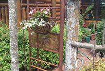 jardinagem, plantas e flores