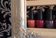 salon dekor / szépségszalon dizajn