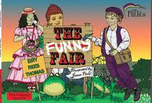 The Funny Fair/ Print Books/ English