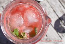 Drink Inspirationen / Inspirationen für coole Drinks, Smoothies und Rezepte.