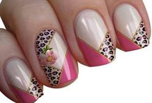 <3 Decorated nails