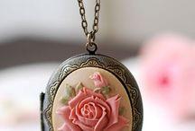 Украшения / Кулоны, браслеты, часы и просто элегантные вещи...