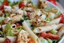 Salads / Green salads and pasta salads recipes