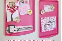 Do It Yourself Magnet boards