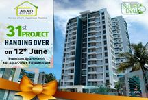 Handing Over / We are happy to announce that our 31st Project (Silver Dew Premium Apartments, Kalamasserry) handing over on 12th June 2015.