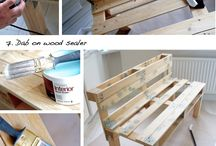 Pallet love / Anything I like that is to do with pallets