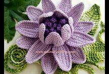 SZYDEŁKO - YOU TUBE - motywy kwiatowe