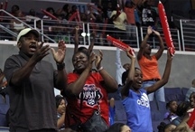 Great Mystics fans from 2011 / by Washington Mystics