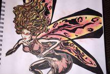 Wild faeries