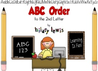 ABC Order / by Pinning Teacher