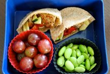 School Lunches / Inspiration for school lunches