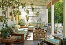 Patio/Porch Ideas / by Cheri Rowden