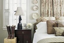 Home - Bedrooms  / by Heather Woods