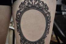 Tatuaggi cornice