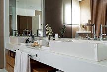 Banheiro - bancadas