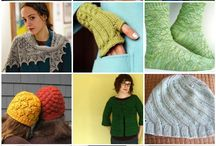 Knitting and crocheting / by Laura Kilpatrick