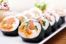 Cara Membuat Sushi Mudah dan Sederhana, Cara Membuat Sushi