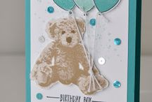 Stampin' Up! - Baby Bear