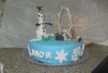 Festa Frozen / Festa Frozen dels 6 anys de la Jada