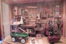 miniature workroom