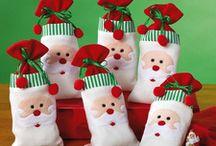 Christmas - tags and gift wrap