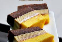 Indonesia cakes