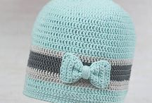 hats / hat, bonnet, handmade, crochet, knitting