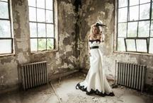Wedding fashion moodboard