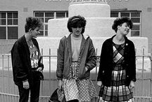 Post punk youth