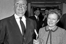 Alfred Hitchcock  (1899-1980) / Marié avec Alma Revill  (de 1926 à 1980) Une fille : Patricia