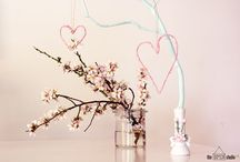 Creative Weekends / DIY for the weekends at home inspired by nature, art, thoughts and love.