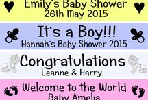 Baby Shower Ideas / Inspiration and Ideas for when your planning your baby shower.